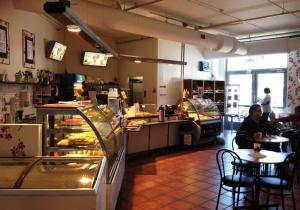 Kafeen i Stryn